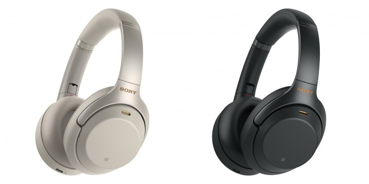Sony unveils a new Noise-cancelling wireless headphone and portable smart speaker