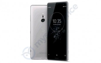 Sony Xperia XZ3 render leaks in silver, aligns with previous leaks