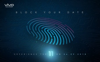 vivo V11 Pro to go official on September 6