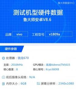 vivo X23 details confirm a Snapdragon 670 chipset