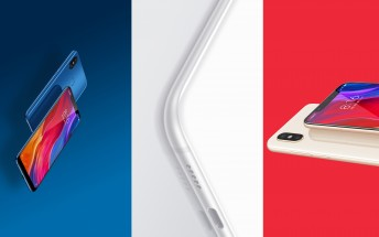 Xiaomi Mi 8 appears at French online retailers, still not on Mi.com