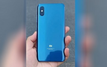 Xiaomi Mi 8X leaks in live images
