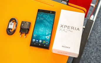 Sony Xperia XA2 Plus in for review