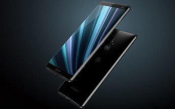 Sony Xperia XZ3 unveiled: Big, curved OLED display!