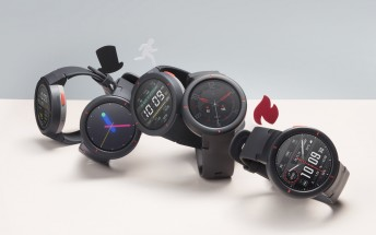 Xiaomi Amazfit Verge unveiled with a round OLED display, HR tracker and GPS receiver