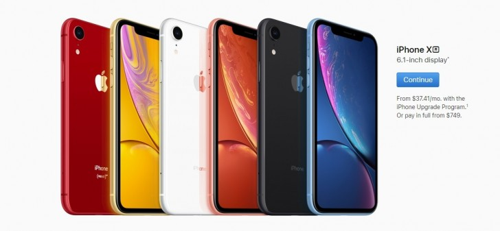 gsmarena 012 - Winners and losers: Apple's 2018 iPhone event
