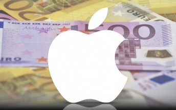 Apple paid its $15.3 billion Irish tax bill