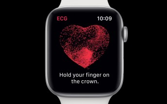 Apple Watch Series 4's ECG could potentially take years to approve in other countries