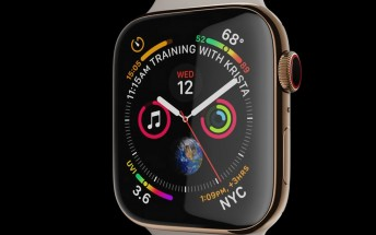 Apple Watch Series 4 arrives with larger display, ceramic and sapphire back, ECG