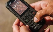Cat announces the B35 - a rugged 4G feature phone