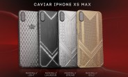 Caviar decks the iPhone XS Max in diamonds, carbon, titanium and gold