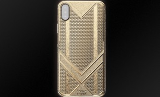 gsmarena 004 - Caviar decks the iPhone XS Max in diamonds, carbon, titanium and gold