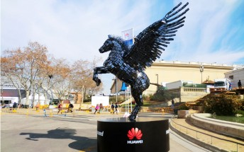 Counterclockwise: Huawei bets on Android early and grows big quickly