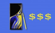 Deals: Samsung Galaxy Note9 down to €700, Note8 to €474