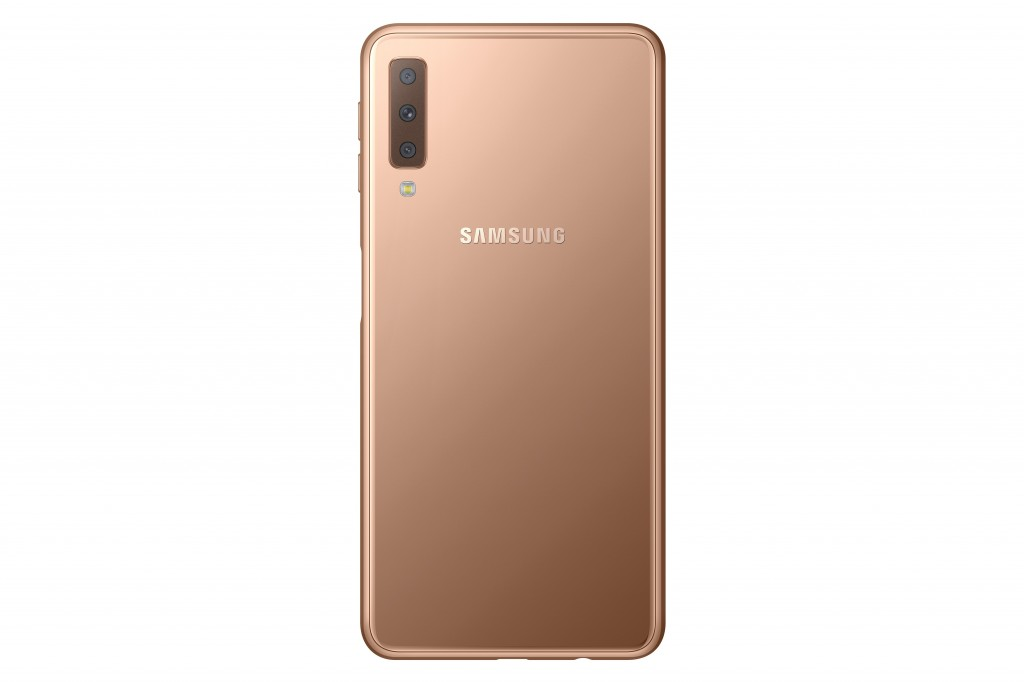best service d9de3 3142e Weekly poll: Samsung Galaxy A7 (2018) and its triple camera, love it ...