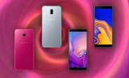 Samsung Galaxy J4+ and J6+ are the latest phones getting Android Pie update