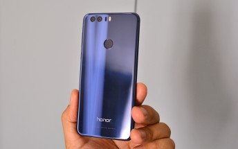 Honor 8's Android 8.0 Oreo rollout reaches India