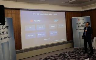 EMUI 9.0 presentation