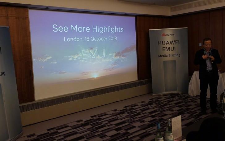 Huawei teases EMUI 9 0 based on Android Pie - GSMArena com news
