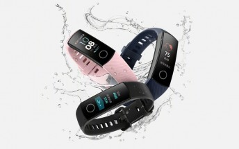 Honor Band 4 arrives with colored display for $30