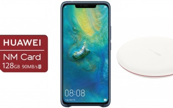 Major Huawei Mate 20 Pro leak features high quality case renders