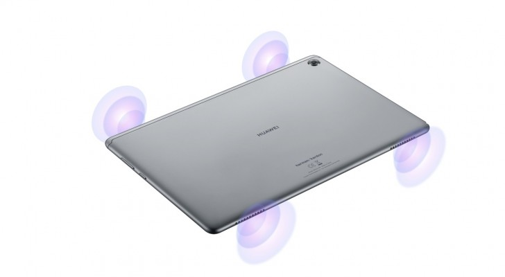 gsmarena 004 - Huawei quietly launches MediaPad M5 lite tablet with four speakers, 10.1-inch display