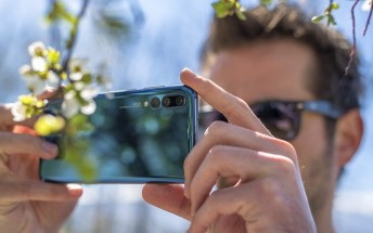 Latest update disables AI on the Huawei P20 Pro's camera