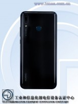 Huawei Y9 (2019) from all sides