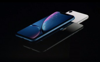Apple iPhone XR has a tall 6.1