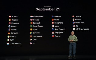 iPhone Xs and Xs Max availability: First wave