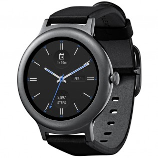 gsmarena 002 - LG Watch W7 with Android Wear may launch alongside the LG V40 ThinQ