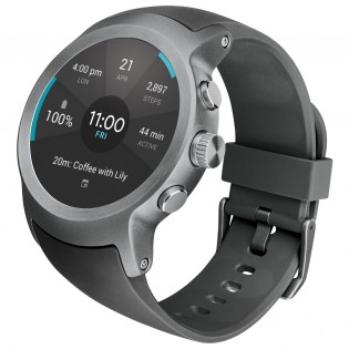 gsmarena 003 - LG Watch W7 with Android Wear may launch alongside the LG V40 ThinQ