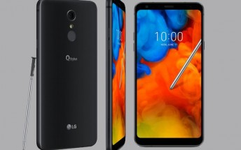 LG Q Stylus+ with IP68 certification and a stylus launches in India