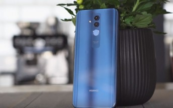 Our Huawei Mate 20 lite video review is up