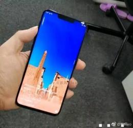 Huawei Mate 20 Pro prototype