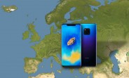 Huawei Mate 20 (non-Pro) will likely have limited availability in Europe