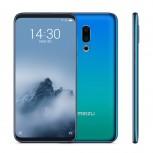 Aurora Blue color: Meizu 16 Plus
