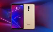 Meizu 16X announced with Snapdragon 710