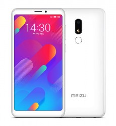 Meizu V8 in Black and White