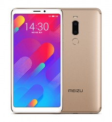 Meizu V8 Pro in Gold and Black
