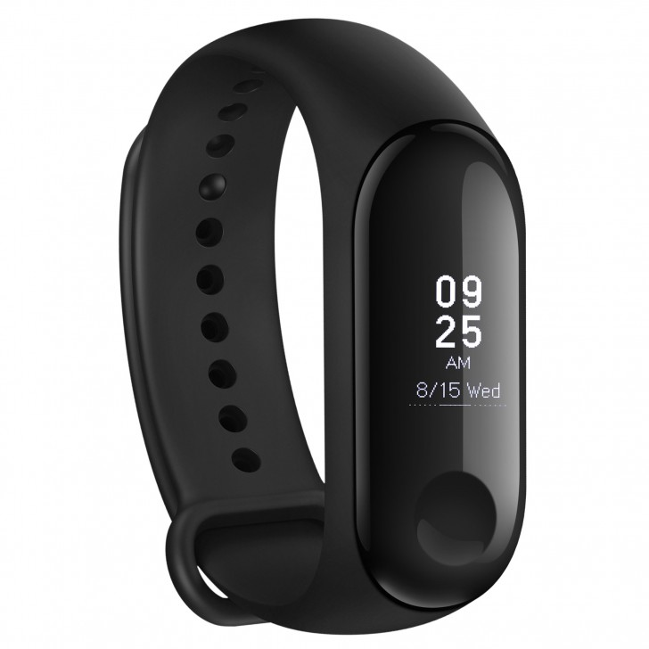 gsmarena 001 - Xiaomi launches new Mi Band 3 and Mi Air Purifier 2S in India
