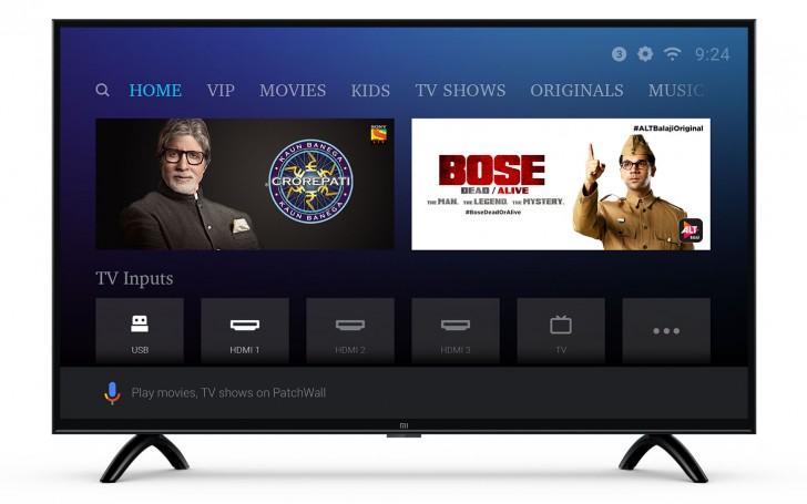 gsmarena 001 - Xiaomi announces new range of Mi LED Pro TVs India