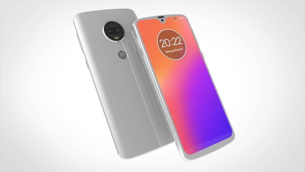 Motorola Moto G7 rumor-based renders surface - GSMArena com news