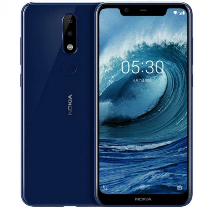 Nokia 5.1 Plus Unboxing & First Look
