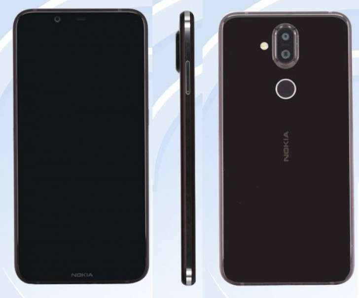 Alleged Nokia 7.1 Plus visits TENAA for certification