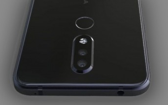 Non-plus Nokia 7.1 colors and price revealed