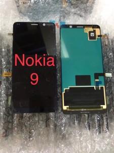 Alleged display panels: Nokia 9 display