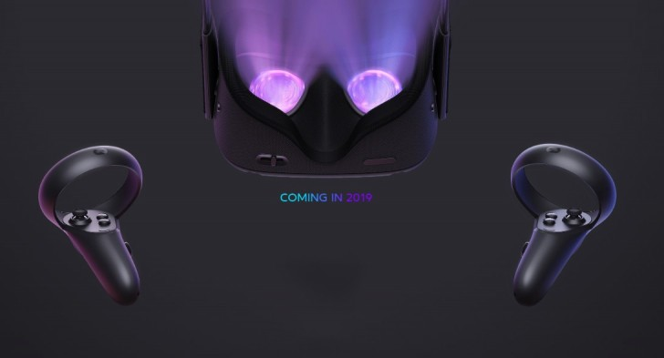 Oculus Quest will be out next Spring