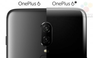 Comparison with the OnePlus 6