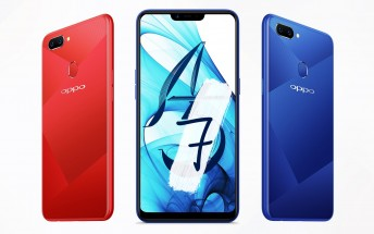 Oppo A7 leaks with full specs sheet